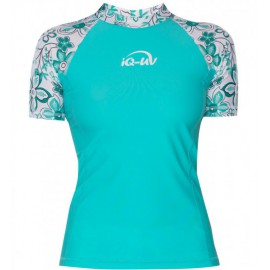 UV Shirt Dames Hippie Turquoise