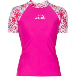 UV Shirt Dames Hippie roze