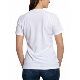 UV Shirt Dames Wit - outdoor