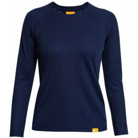 UV Shirt Dames Navy lange mouw - outdoor