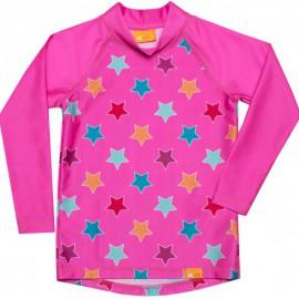 UV Shirt Stars - lange mouw