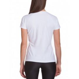UV Shirt Dames Wit - loose fit