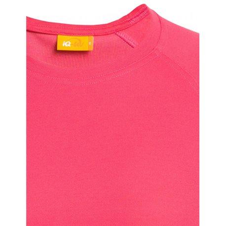 UV Shirt Dames Raspberry - outdoor