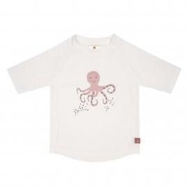 Uv Shirt Octopus - kurze...