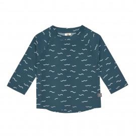 UV Shirt Wave - Lange Ärmel...