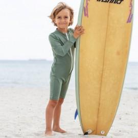 UV-Badeanzug Army - kurze Beine und lange Ärmel