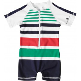UV Badeanzug nautical stripe