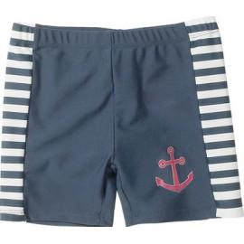 UV boardshort Stripe met zwemluier