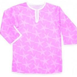 Wit met Roze kaftan