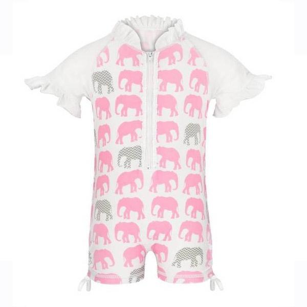 Baby Badpak.Baby Badpak Elephant Uv Zwempak Elephant