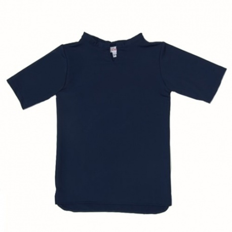 Schwimmshirt Blau
