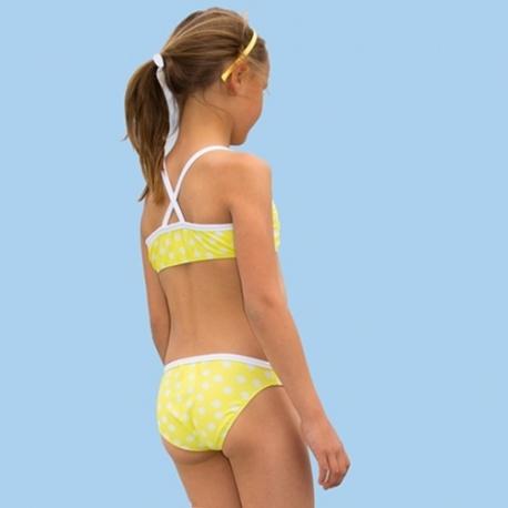 kleine m dchen in bikini kinder maedchen tankini bikini. Black Bedroom Furniture Sets. Home Design Ideas