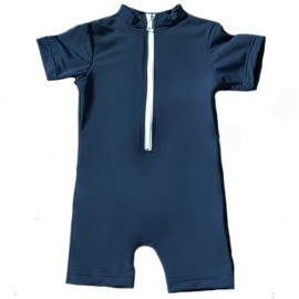 UV Anzug Blue