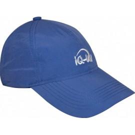 Herren UV Kappe blau | Herren Sonnenhut blau mit UV-Schutzfaktor 80+