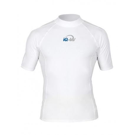 UV shirt Herren White   Herren Schwimmshirt White 4765143a81