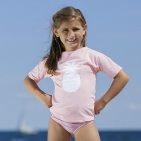 UV shirt - Flamingo