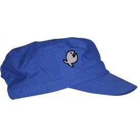 Sonnenhut blau | UV Kappe Erwachsene Blau mit Sonnenschutz