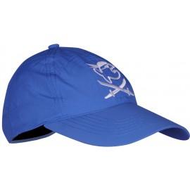 UV Kappe Blau