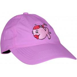 UV-Kappe Rosa IQ-UV | Sonnenhut mit UPF 80+