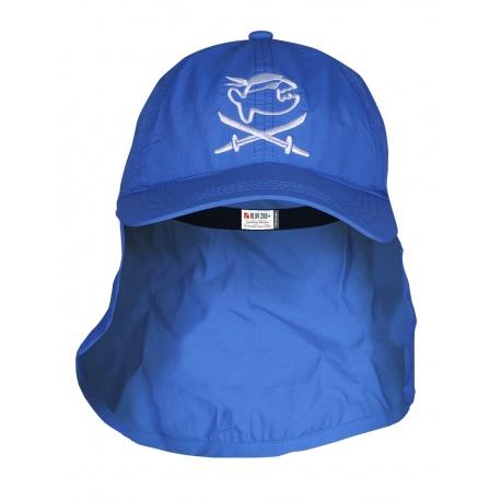 UV Kappe mit Nackenschutz Pirat   Sonnenhut mit Nackenschutz UPF 80+
