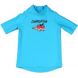 UV shirt türkis | schwimmshirt türkis mit UV Schutz