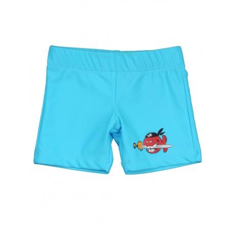 UV short türkis   Badehose Jungen mit UV Schutz