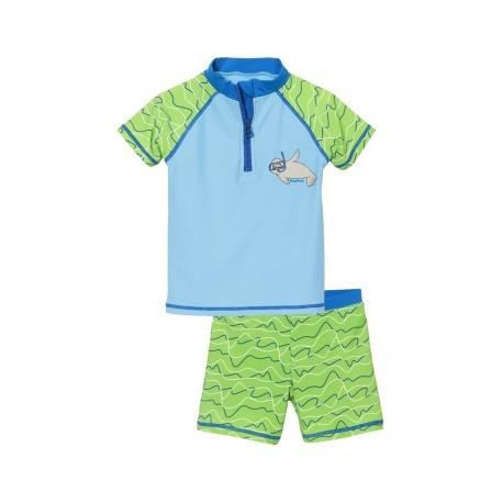 UV shirt en zwembroek Zeehond