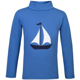 UV shirt Blauw - lange mouw