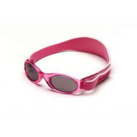 Roze baby zonnebril 0-24 mnd