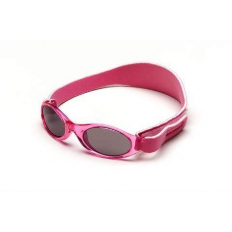Kidzbanz zonnebril - Roze (2-5 jr)