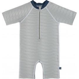 Swimmanzug Striped Blue