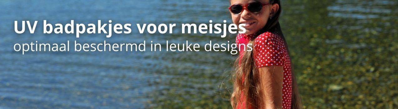 UV Anzug Mädchen | Badeanzug Mädchen - SunnyKids