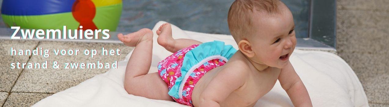 Schwimmwindeln mit UV Schutz | Badewindelhose für babyschwimmen