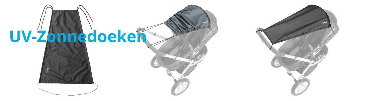 UV bescherming voor kinderwagens