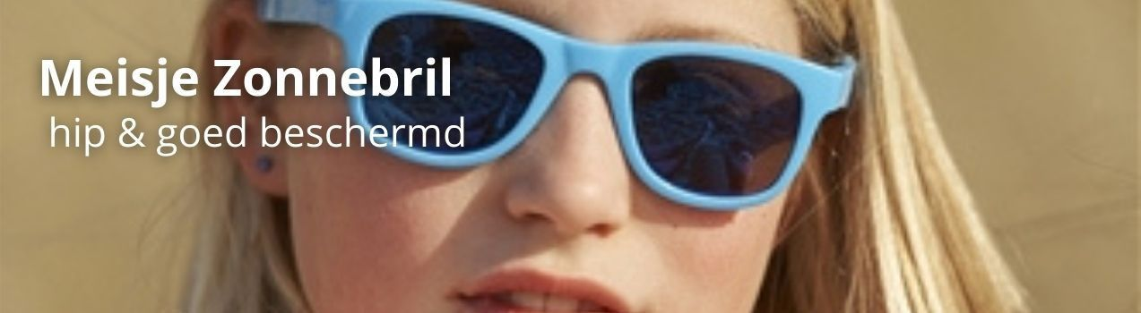 Mädchen Sonnenbrille