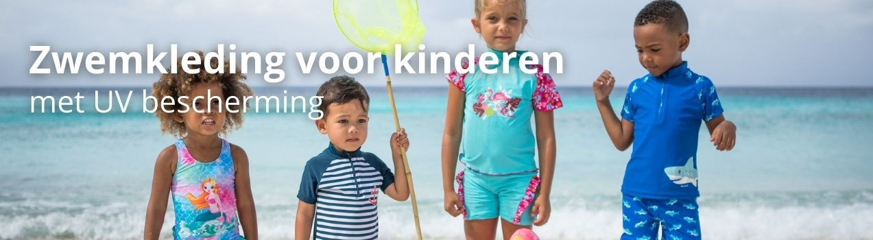 UV Schutzkleidung Kinder | Bademode Kinder - Sunnykids