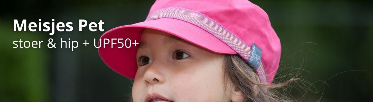 Sunnykids: Mädchen Mütze | Baseball Cap Mädchen