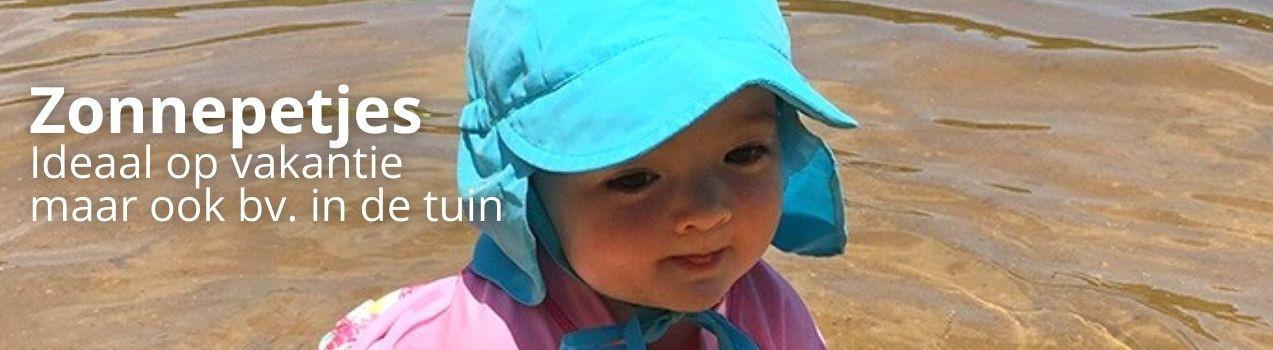 Sunnykids: Baby Mütze mit UV Schutz | Baby Sonnenmützen