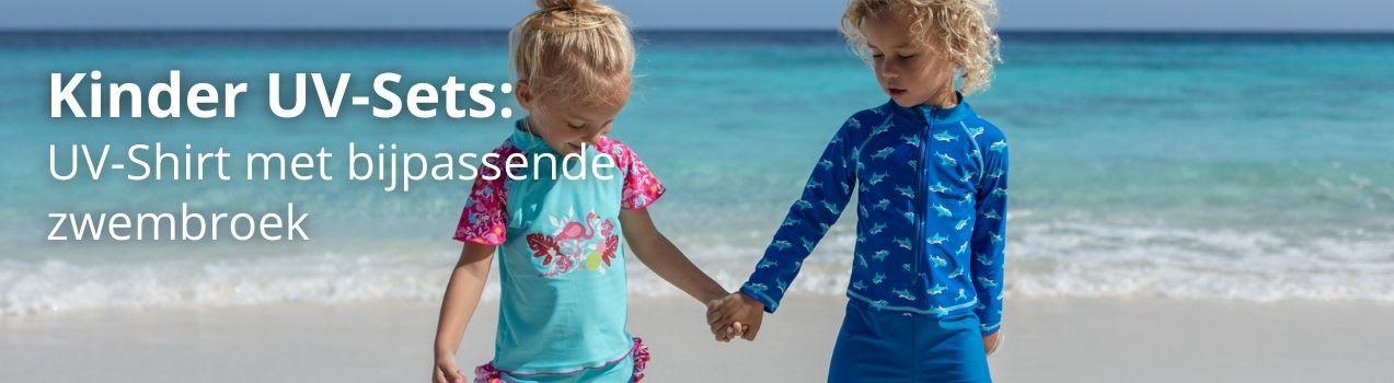 Sunnykids: UV Badeset | UV Shirt und Badehose